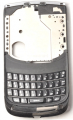 Blackberry 9810 Siyah Tuş Ve Bordu Kamera Filmi Kulaklik Soketi Full