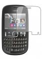 Nokia Asha 201 Ekran Koruyucu Jelatin