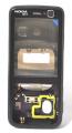 Nokia N73 Full Kasa-kapak Siyah