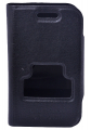 Ally Duos C3310-C3312 İnce Kapaklı Siyah Kılıf