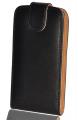 HTC ONE S A315C SİYAH KAPAKLI KILIF