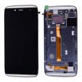 Alcatel İdol Alpha Ot-6032x Lcd Ekran Ve Dokunmatik