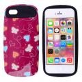 İPhone 5- İPhone 5S- İP SE İface Desenli  Kılıf
