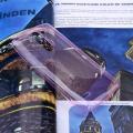 LG G3 STYLUS D690 SPADA KRİSTAL SOFT SİLİKON KILIF