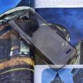 LG L90 D405 SPADA KRİSTAL SOFT SİLİKON KILIF