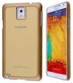 Ally Galaxy Note 3 N9000 Gold Sert Plastik Kılıf