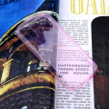LG NEXUS 4 E960 SPADA KRİSTAL SOFT SİLİKON KILIF
