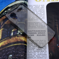 Lg Nexus 5 D820 D821 Ultra Slim Soft Silikon Kılıf