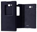 LG L90 D405 PENCERELİ FLİP COVER KAPAKLI KILIF