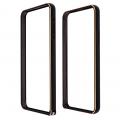 Ally Samsung Galaxy A3 İçin Metal Bumper Çerçeve Kılıf