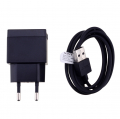 SONY EP800,EC801 ORJİNAL ŞARJ ADEPTOR VE USB KABLO ŞARJ ALETİ