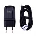HTC TC E250 ŞARJ ADEPTOR VE USB KABLO ŞARJ ALETİ
