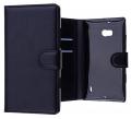 Nokia Lumia Icon 929 930 Standlı Cüzdan Kılıf