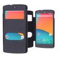 Lg Nexus 5 D820 - D821 Pencereli Flip Cover