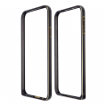 Ally Samsung Galaxy E5 İçin Metal Bumper Çerçeve Kılıf