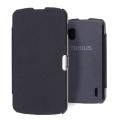 LG NEXUS 4 E960 FLİP COVER KILIF MIKNATISLI