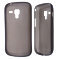 Galaxy S Duos Gt S7562 Şeffaf Sert Plastik Kılıf