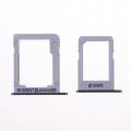 Samsung Galxy E5 E500 Sim1 Sim2 Hafiza Kart Kapağı