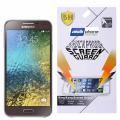 Ally Samsung Galaxy E7 E700 İçin Darbe Emici Parlak Ekran Koruyucu