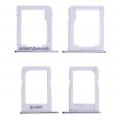 Ally Samsung Galaxy E5 E7 İçin Sim Ve Hafıza Kart Kapağı Tutucu Set