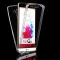 LG Magna H502F, H500F 360 KORUMA SİLİKON KILIF
