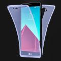 LG G5 H840 360 KORUMA SİLİKON KILIF