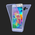 Ally Samsung Galaxy Grand Prime G530 İçin 360 Koruma Silikon Kılıf