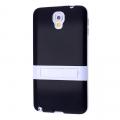 Galaxy Note 3 Neo N7505 Standlı Silikon Kılıf