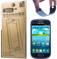 GALAXY S3 MİNİ İ8190 İ8200 NANO GLASS FULL EKRAN KORU