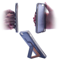 İPhone 6,6s Plus Standlı Elde Tutmalı Silikon Kılıf