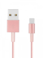 İphone Lightning Gold Rose Usb Kablosu