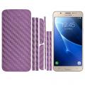 Ally Samsung Galaxy J5 Karbon Fiber Sticker Kaplama Set