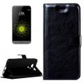LG G5 STANDLI KART BOLMELİ CÜZDAN KILIF