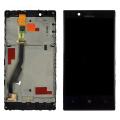 Nokia Lumia 720 Ekran Ve Dokunmatik Çıtalı