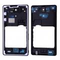 Sony Xperia Zr M36h C5502 C5503 Orta Panel Kasa