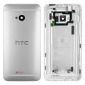 HTC ONE M7 ARKA BATARYA KAPAĞI GÜMÜŞ