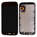 Motorola Moto G Xt1032 Lcd Ekran Dokunmatik Touch Çıtalı