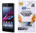 Sony Xperia Z1 L39h Darbe Emici  Ekran Koruyucu Film
