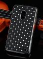 Nokia Lumia 620 Taşlı Bayan Kılıf