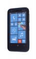 Nokia Lumia 620 Ultra Koruma Silikon Kılıf Siyah
