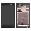 Nokia Lumia 925 Lcd Ekran Dokunmatik Çıtalı