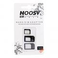 Noosy Nano Ve Micro Sim Kart Adaptörü