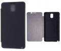 Ally Galaxy Note 3 Akıllı Şeffaf Kapak Flip Cover