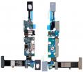 Ally Samsung Galaxy Note 5 N920f İçin Şarj Kulaklık Soket Ve Tuş Bord Film