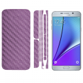 Ally Galaxy Note 5 Karbon Fiber Sticker Set