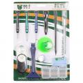 Bst-607 Cep Telefonu Çerçeve Cam Lens Onarım Çok Amaçlı 12 Parça Tamir Seti
