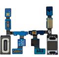 Ally Samsung Galaxy S6 Edge G925 İçin İç Kulaklık Ve Sensor Filmi
