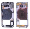 Ally Samsung Galaxy S6 G920 İçin Full Orta Kasa Bazel