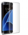 SM Galaxy S7 Edge 3d Kavisli Şeffaf Darbe Emici Pet Ekran Koruyucu