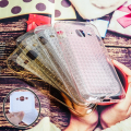 Ally Galaxy J110 J1 Ace Kristal Soft Silikon Kılıf